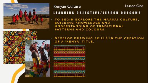Kenyan/African Culture