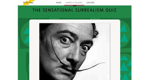 The sensational Surrealism Quiz