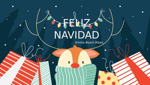 SPANISH-Presentación de navidad