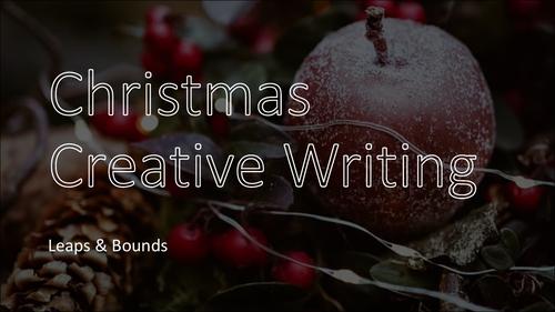 Christmas Themed Creative Writing