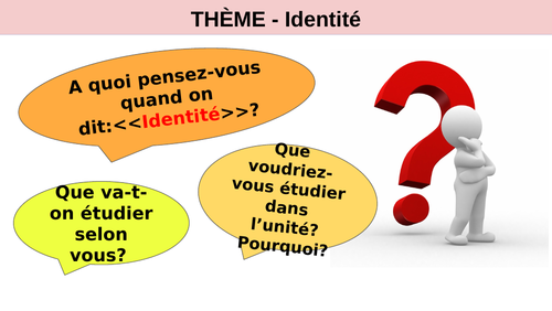 IB DP French B - identité (santé et bien-être)