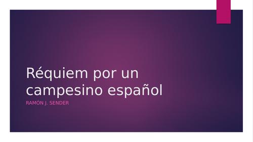 Themes -  Réquiem por un campesino español (RJS)
