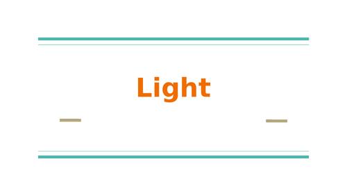 light sessions x6