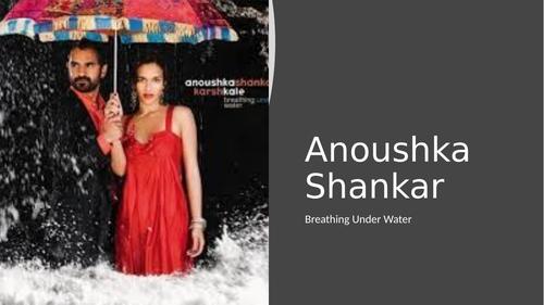 Anoushka Shankar - Breathing Under Water (Edexcel A level Music)