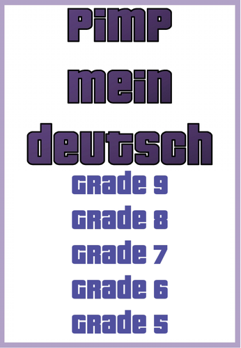 Great German for the top grades at GCSE