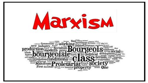AQA Sociology Theory and Methods - Marxism
