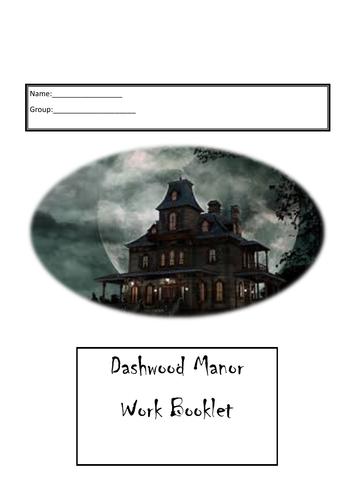 Dashwood Manor Drama workbook