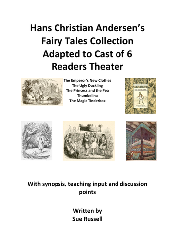 Hans Anderson Readers Theater Collection