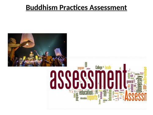WJEC GCSE RE Buddhist Practices U1 Full Scheme of Work