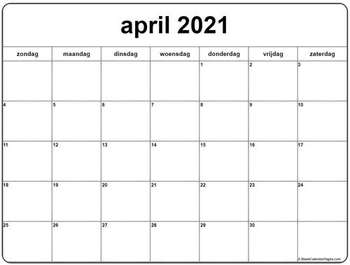 Dutch Calendars