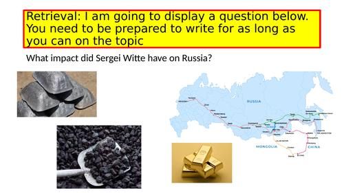 Russia - Lenin's legacy