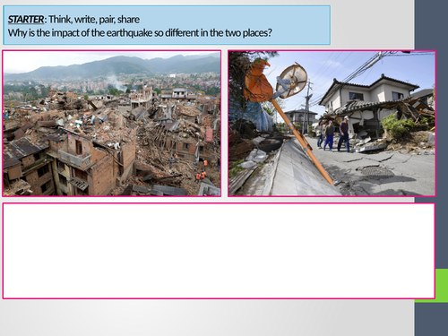 AQA GCSE Geography - 2.6 - Reducing the risk