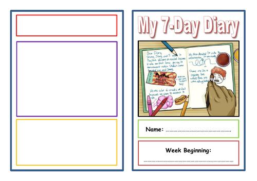 My 7-Day Diary