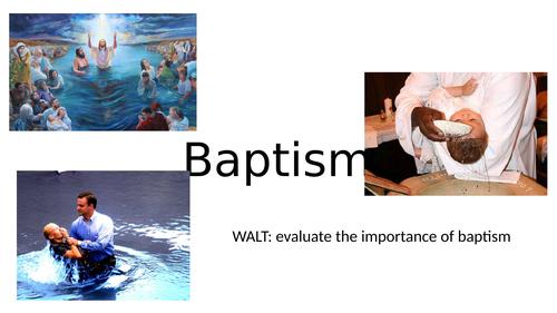Baptism and Birth Rites