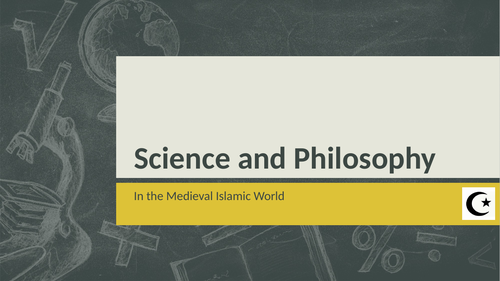 ISLAM Science and Philosophy A LEVEL Edexcel