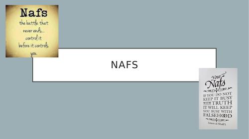 ISLAM NAFS Edexcel A Level