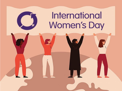 International Women's Day 8th March 2021- Assembly