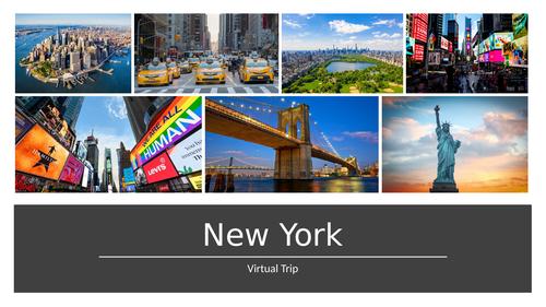 Virtual School Trip New York KS3 Music