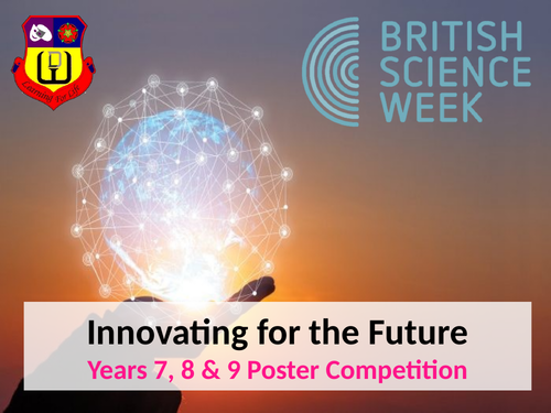 British Science Week 2021: national poster competition
