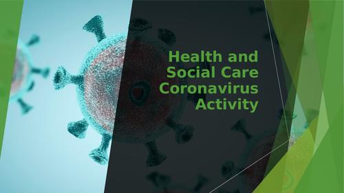 Coronavirus Activity