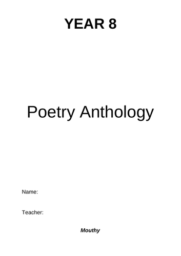 Poetry Context If you Tolerate This