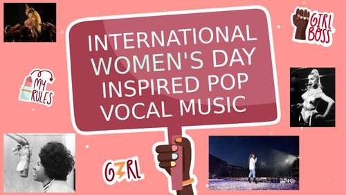 Women in Popular Music