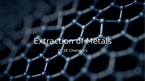 AQA GCSE Chemistry: Extraction of Metals (C5)
