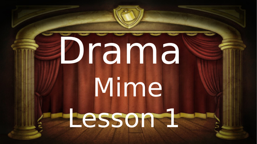 Mime - 2 lessons