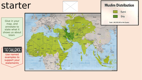 GCSE: Sunni and Shi'a Divide
