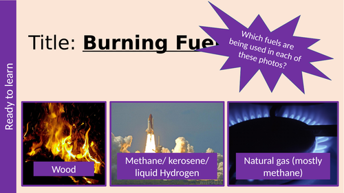 Combustion GCSE Organic Chemistry AQA complete and incomplete combustion