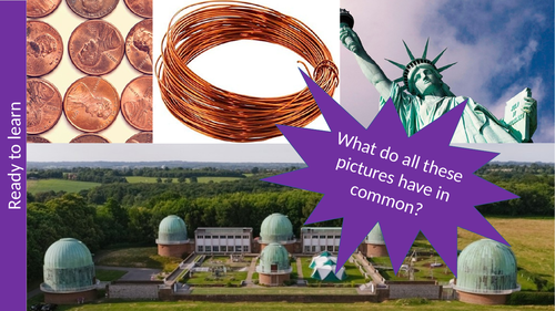 Extracting Copper GCSE AQA Chemistry