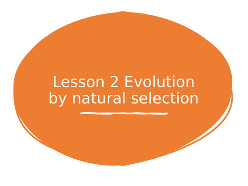AQA GCSE Biology (9-1) B14.2 Evolution by natural selection - FULL LESSON