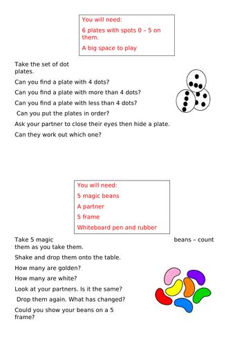 Year 1 Maths game/activities bundle