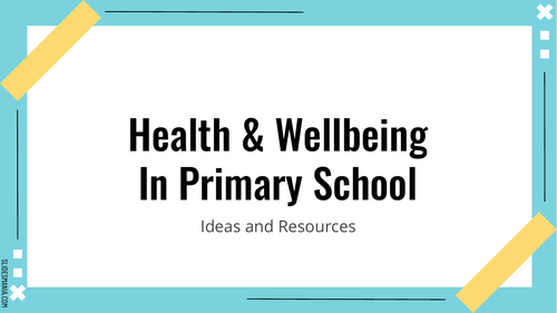 HWB (Background) in Primary School