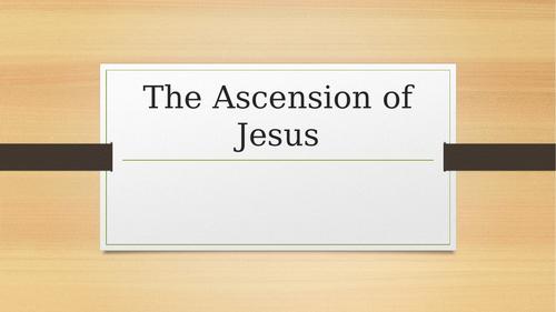 AQA GCSE Ascension RELIGIOUS STUDIES