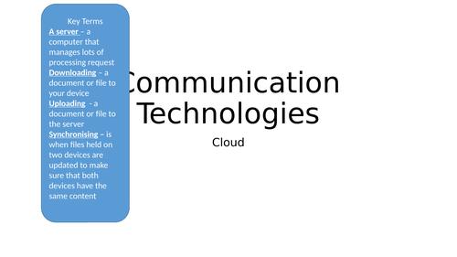 BTEC DIT - Cloud Storage Component 3