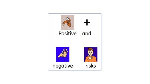 Managing Risks BSL symbols