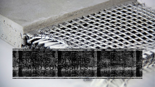 Ceramics, polymers and composites