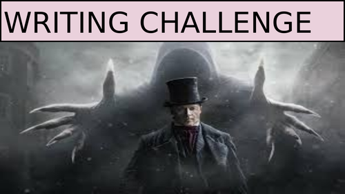 A Christmas Carol Writing Challenges