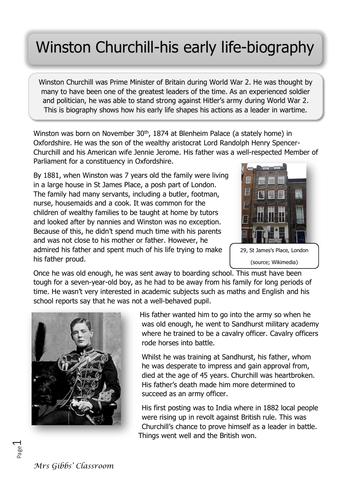World War 2- KS2-8 guided reading texts