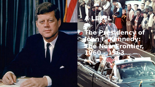 A LEVEL THE 1960 US ELECTION
