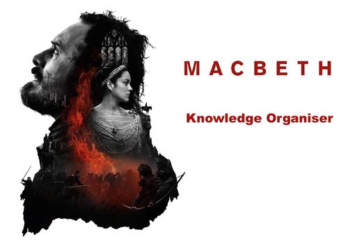 Macbeth Knowlege Organsier
