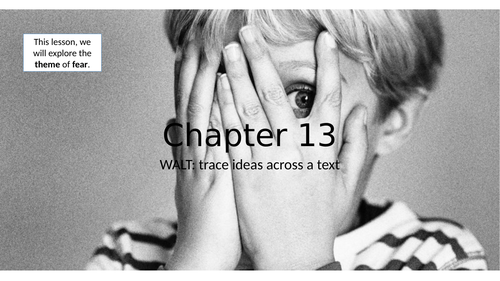 The Boy in The Striped Pyjamas - Chapter 13 - Fear