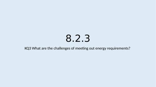KS3 Resources L3: Fossil fuels