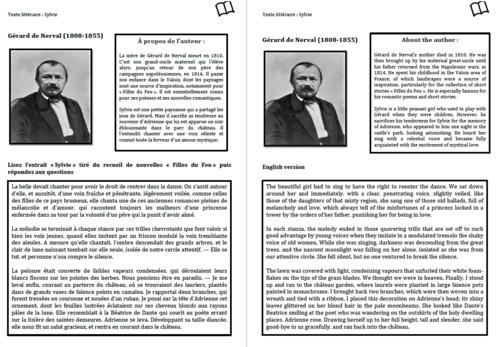 Literary Text- A Level French- Gérard de Nerval