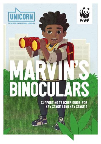 Marvin's Binoculars: Teacher Resource Pack