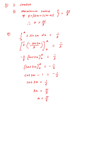 IGCSE-0606-June 2014-QP12-Handwritten Solutions