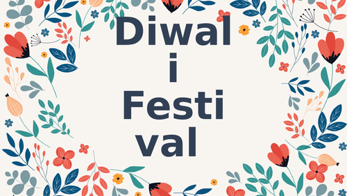 Diwali PowerPoint Year 7 KS3