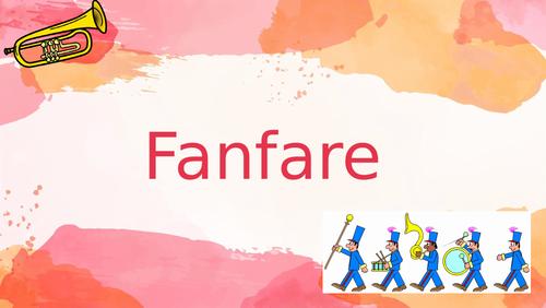 Fanfare PowerPoint KS3