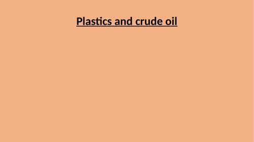 Fossil Fuel and Iron Ore, KS3, KS4